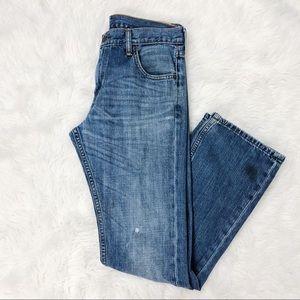 Levi's • 527 Slim Boot Cut Jeans 30x32